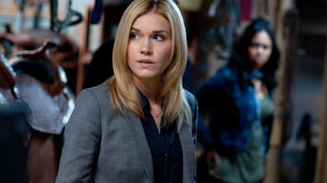 Audrey Parker (Emily Rose) - fotó SyFy
