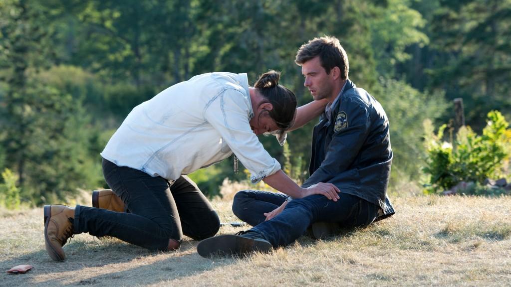 Nathan és Duke az utolsó epizódban
