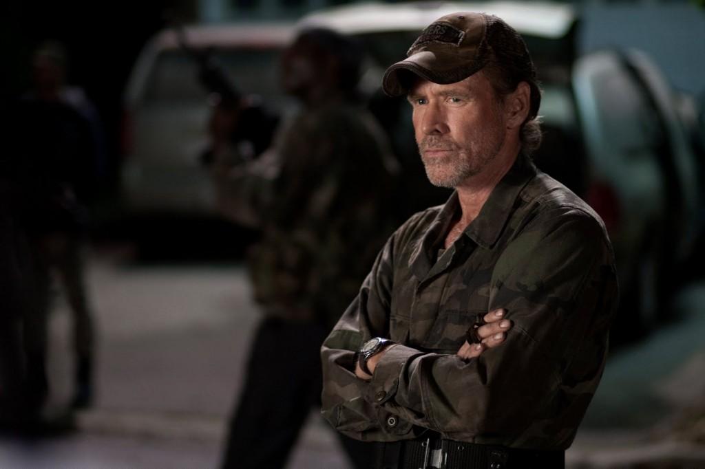Captain Weaver (Will Paton)