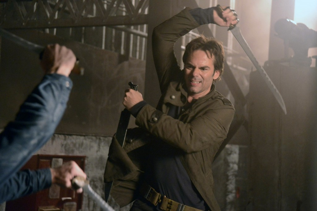 Miles Matheson (Billy Burke) - fotó: NBC