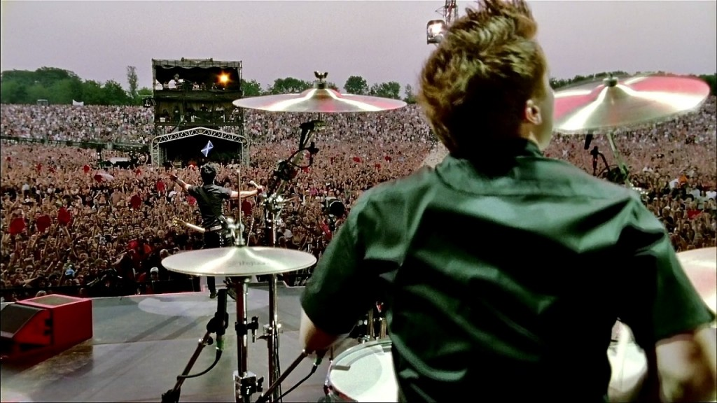 Green Day: Bullet in a Bible koncert (fotó: http://greendarendays.tumblr.com/post/49695402758)