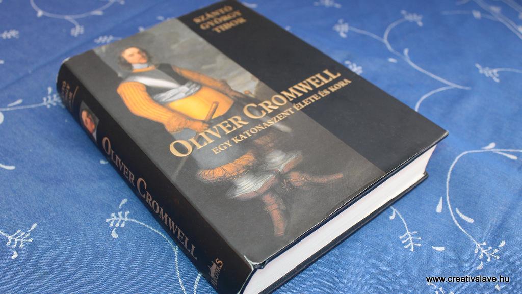 Szántó György Tibor: Oliver Cromwell fotó: Őri András