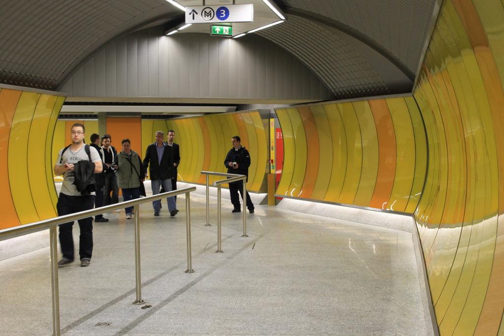 Kálvin tér: csatlakozás a 3-as metróhoz