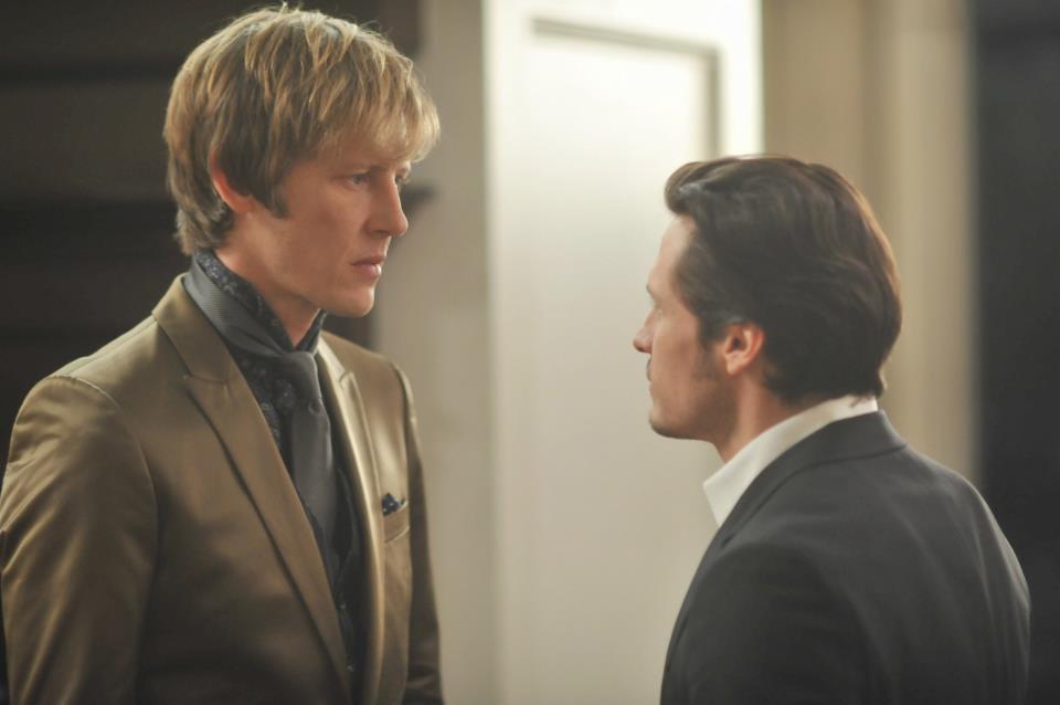 Nolan Ross (Gabriel Mann) és Jack Porter (Nick Wechsler)