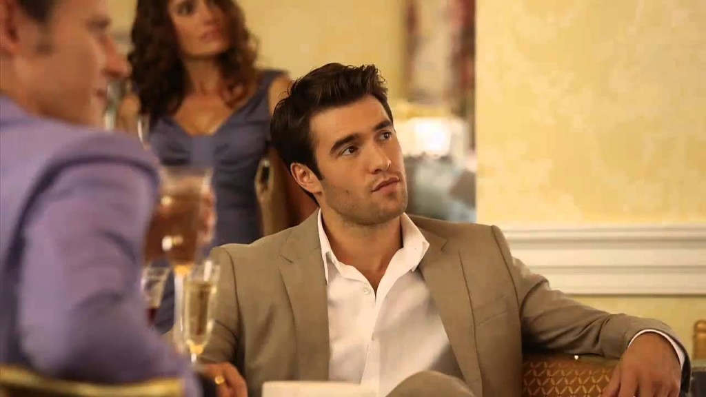 Daniel Greyson (Joshua Bowman)