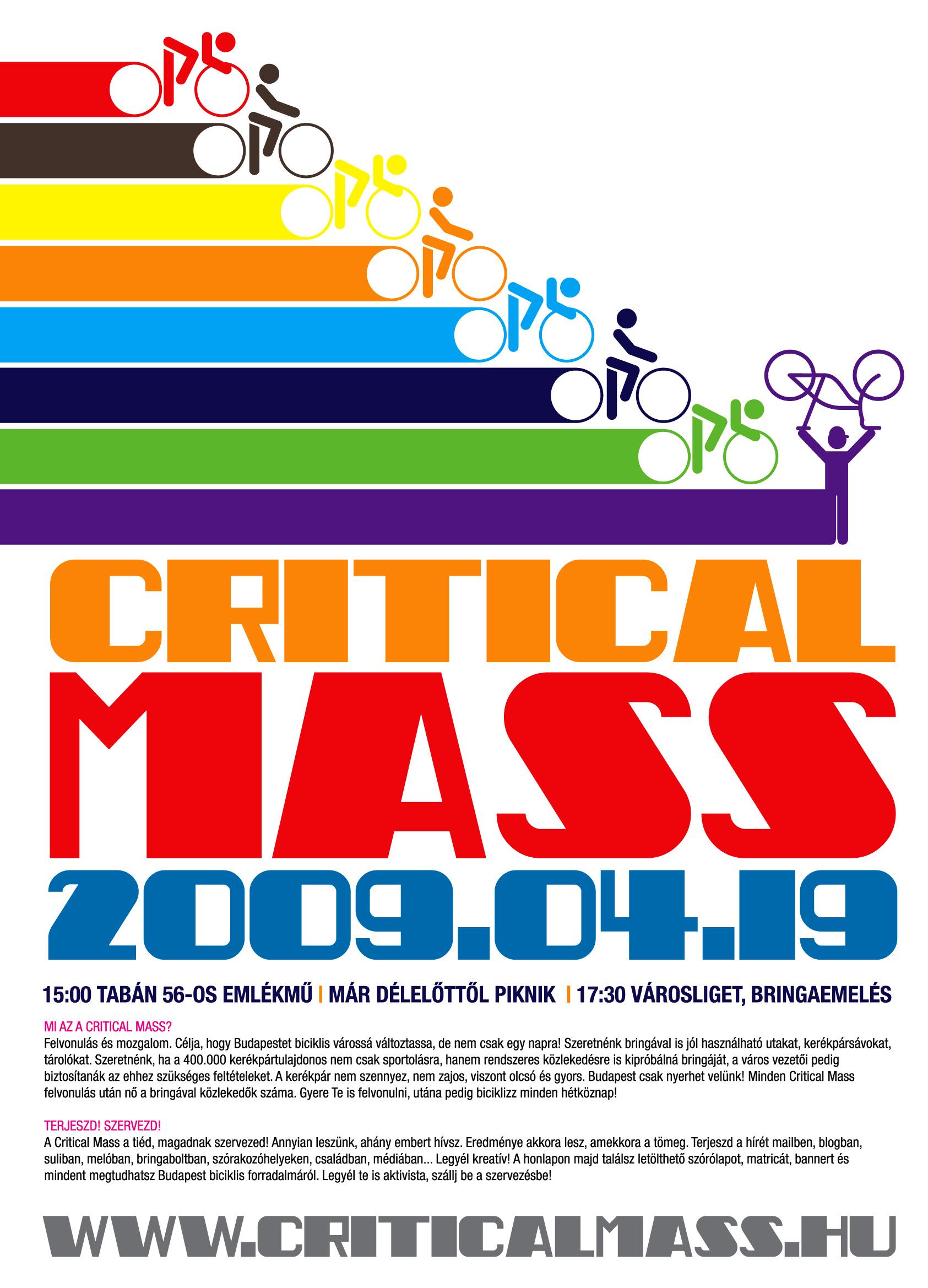 Critical Mass 2009
