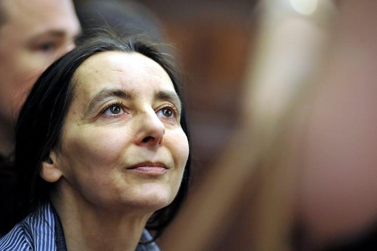 Geréb Ágnes, fotó: mtv.hu