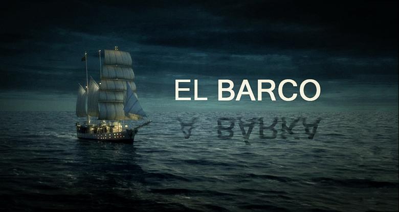 A Bárka (El Barco) spanyol sorozat.