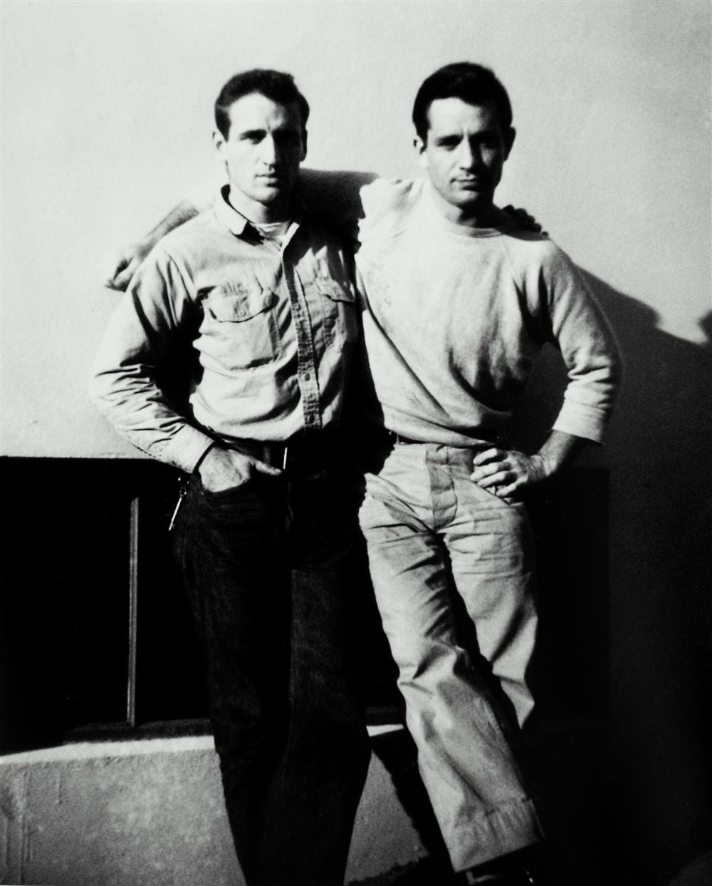 Jack Kerouac: Úton
