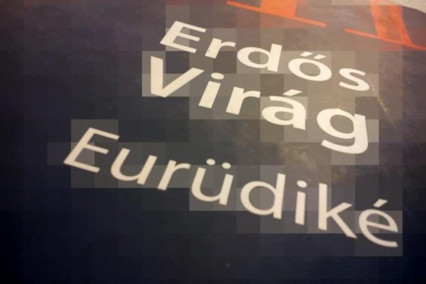 Erdős Virág: Eurüdiké