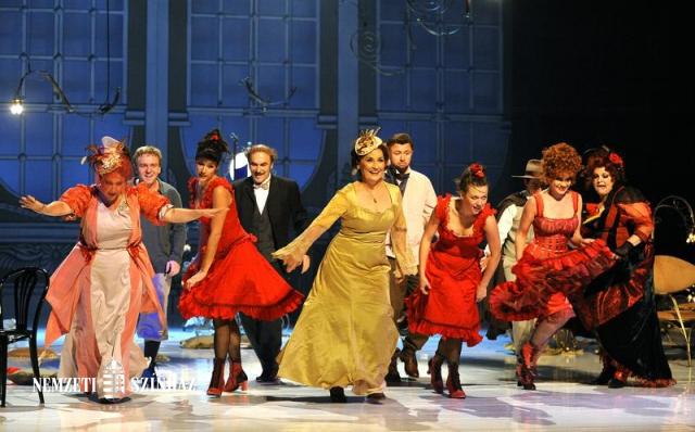 Bolha a fülbe – Nemzeti Színház
