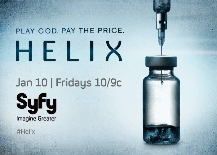 Helix, az első évad