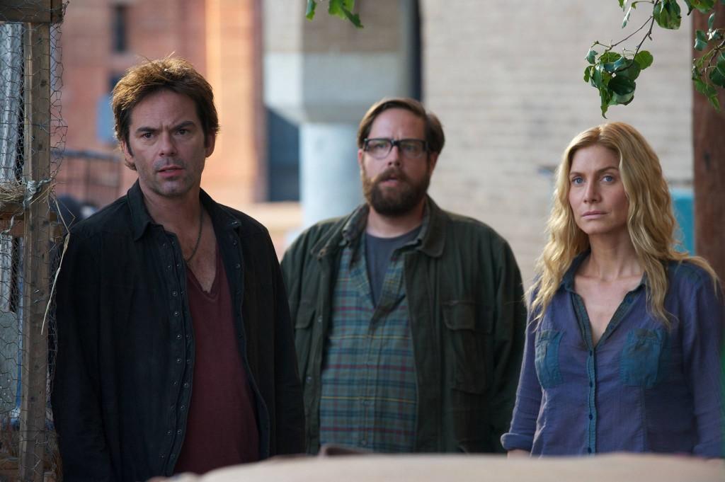 Miles, Aaron és Rachel