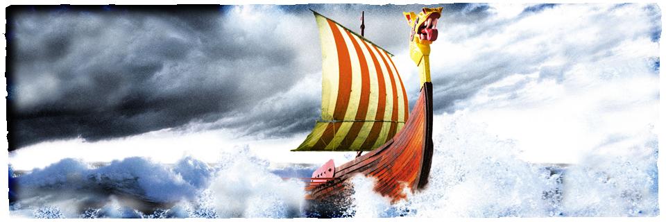 A Sárkányhajó – Robert Low